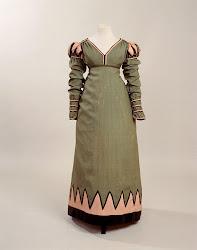 1820 archery dress