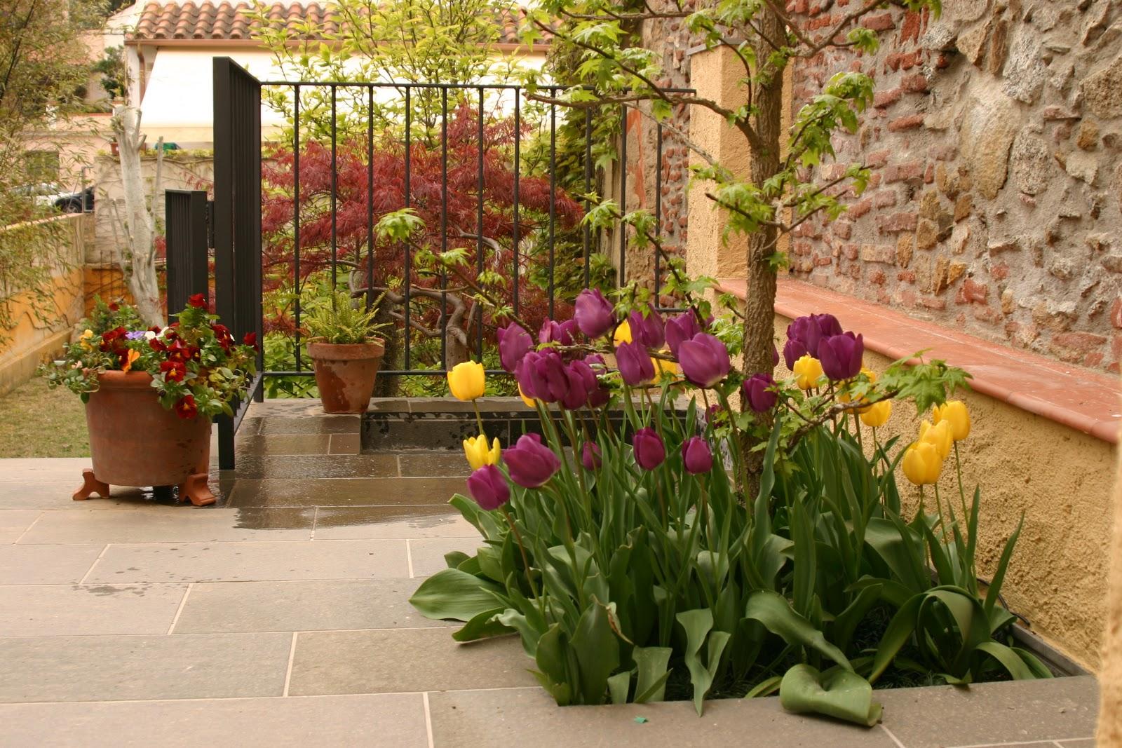 Jardinitis selecci n de fotograf as de nuestros jardines - Diseno de jardines rusticos ...