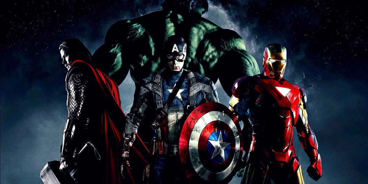 Hulk IronMan Thor l 300+ Muhteşem HD Twitter Kapak Fotoğrafları