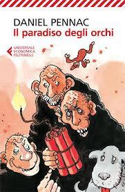 """""""Il paradiso degli orchi"""", Daniel Pennac"""