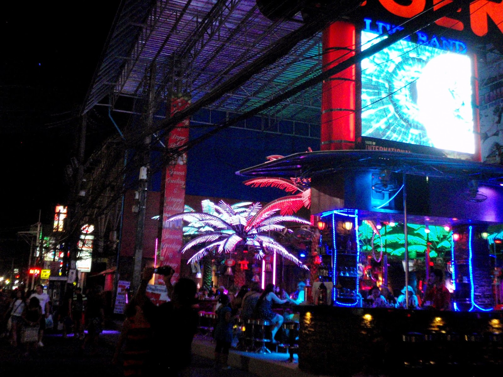 Bangla Road, Patong Beach, Phuket, Thailand