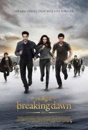 Breaking Dawn Part 2 Movie Poster