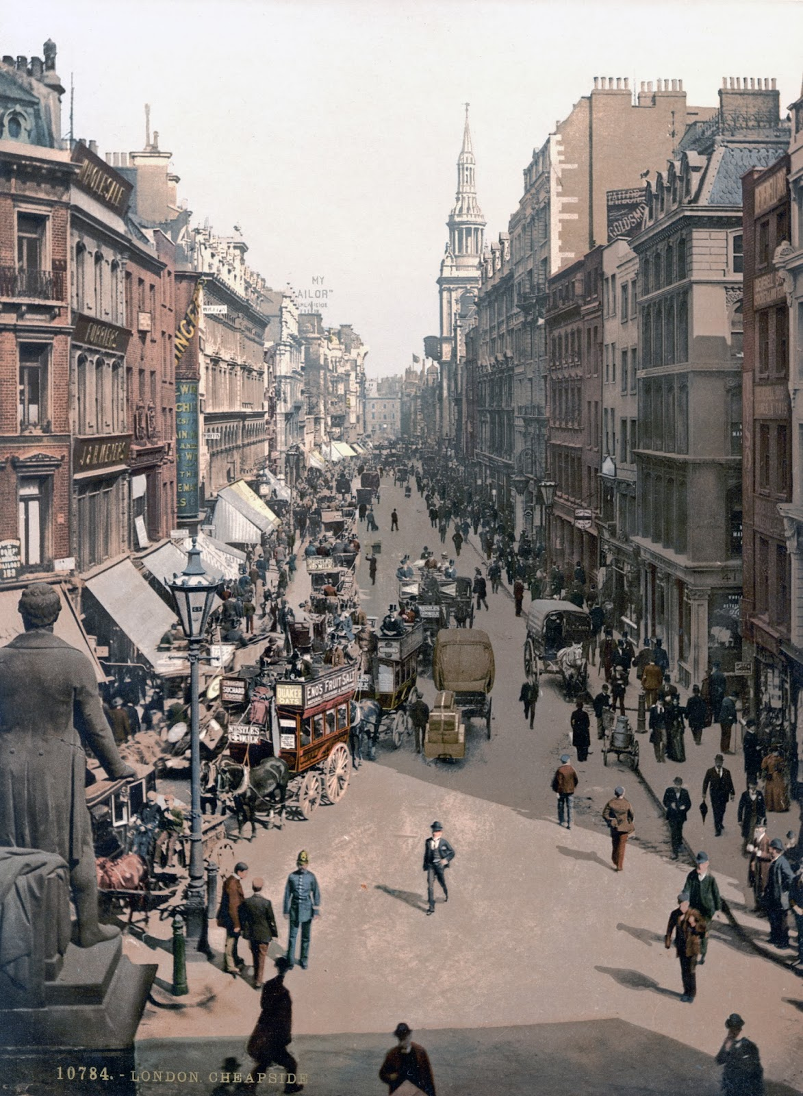 History in Photos: Photochroms - UK
