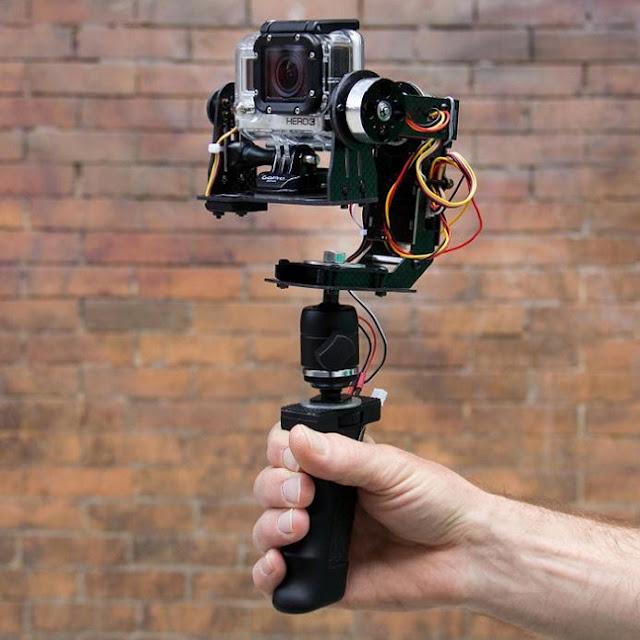 Innovative Camera and Smartphone Stabilizers (11) 6
