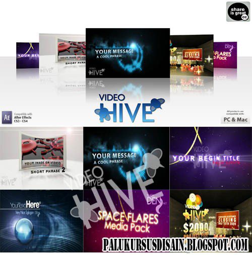 New VideoHive Coletion S.07