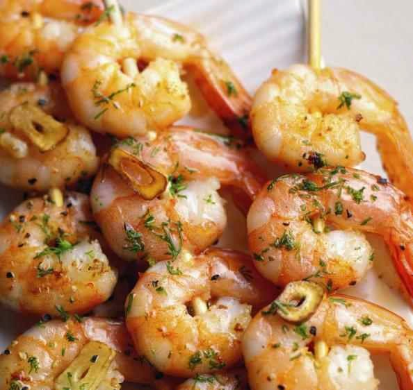 Asian Pepper Shrimp Paleo Recipe