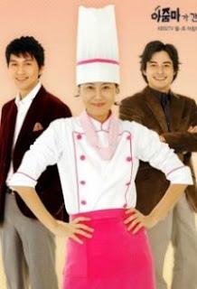 Xem Phim Cô Đầu Bếp Tinh Nghịch -
