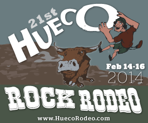 21st Hueco Rock Rodeo Feb 14th-16th 2014