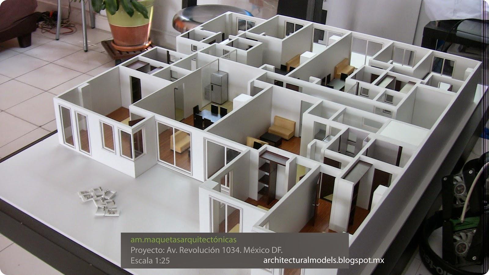 Image gallery maquetas - Como hacer una maqueta de una casa ...