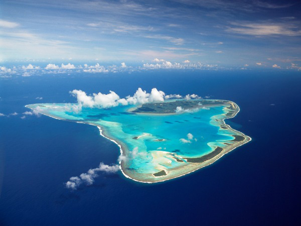 Download this The Cook Islands South Pacific Ocean picture