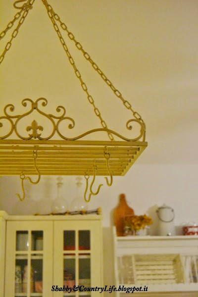 { Trasformare un bancone in penisola per la cucina.. giusto in tempo per Natale! } - shabby&countrylife.blogspot.it
