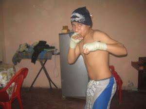 BOXEO EN TRUJILLO - PERU