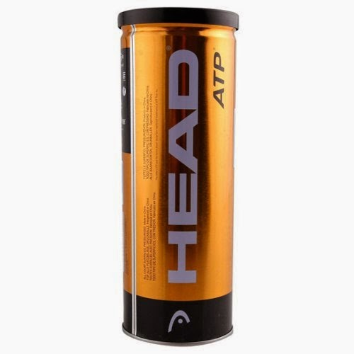 Buy Head ATP Tennis Balls Metal Can, Pack of 3 Rs. 298 only at Amazon.