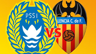 Prediksi Skor Pertandingan Indonesia vs Valencia 4 Agustus 2012