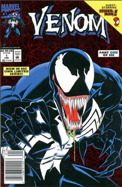 Read the entire Venom: Lethal Protector series digitally on comiXology