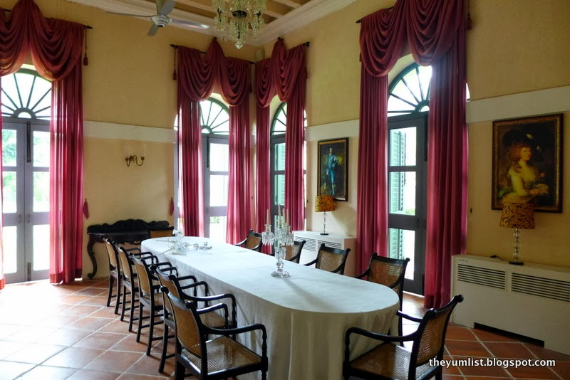 Suffolk House Restaurant Ayer Itam Penang Malaysia