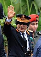 muammar algaddafi female bodyguards 37 Foto foto 40 Perawan Pengawal Pribadi Muammar Qadhafi