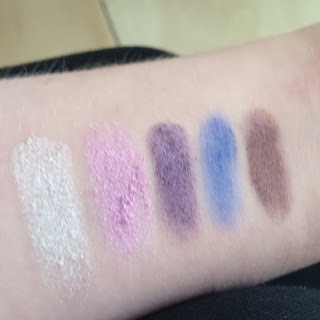 romantic affair swatches