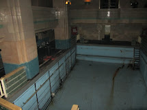 Haunted Queen Mary Swimming Pool