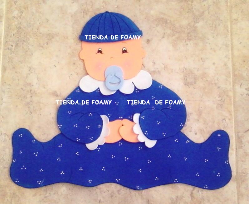 TIENDA DE FOAMY: BEBES DE FOAMY