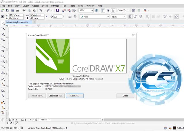 corel draw x7 full crack windows 10