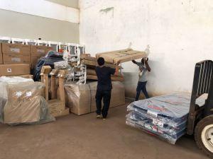 Novos equipamentos hospitalares chegam para equipar os hospitais do município de Pinheiro