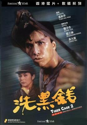 Donnie Yen Yuen Woo Ping