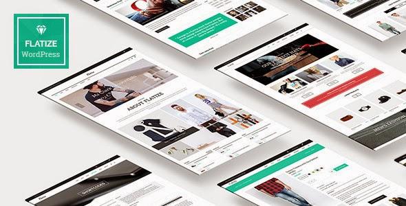 Flatize – Fashion WooCommerce WordPress Theme