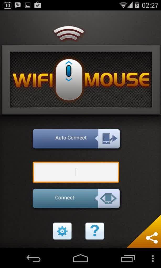 Cara Menjadikan HP Android Sebagai Mouse/Keyboard Untuk Laptop/kompter\