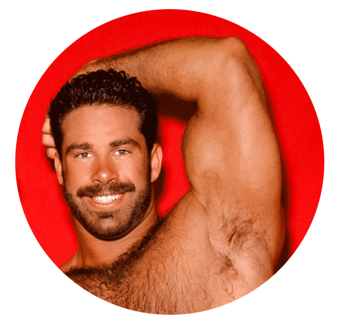 Manscaping Such Hassle For Hairy Man Nude and Porn Pictures
