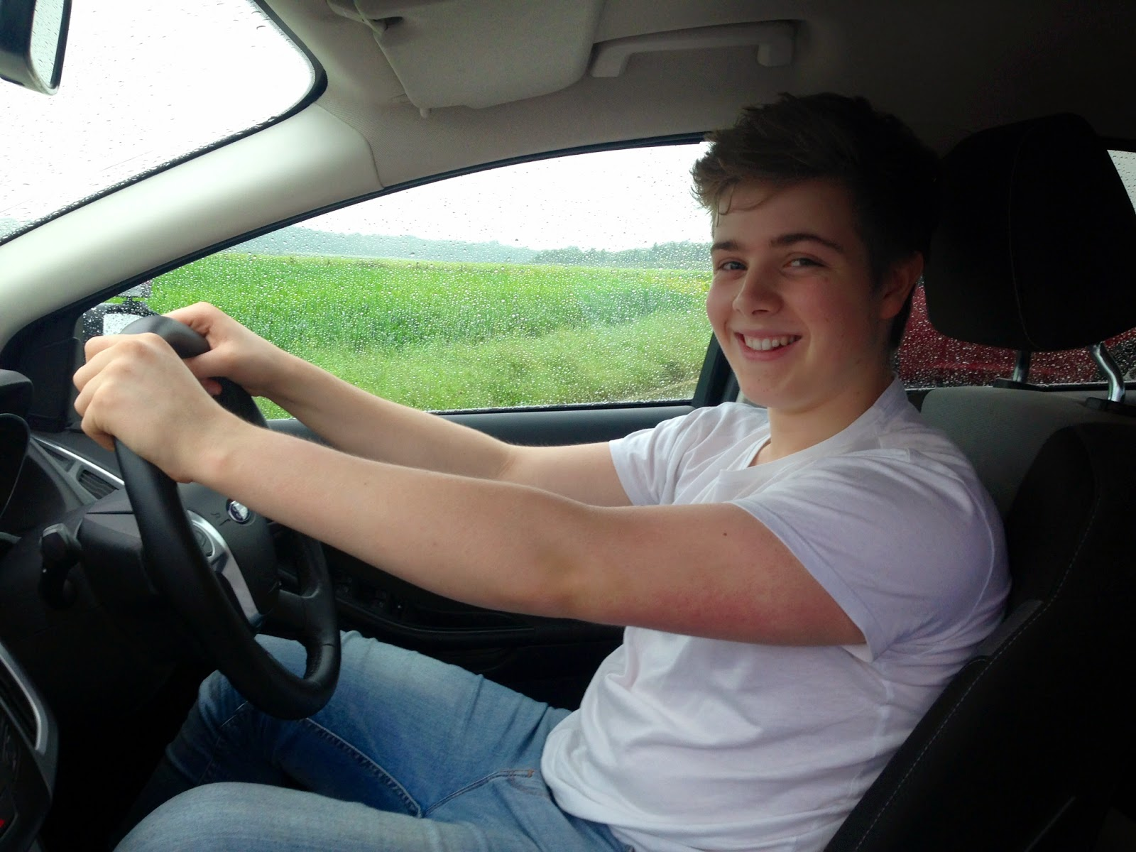 Under 17 driving lessons Brackley and Banbury