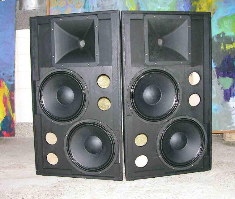 Boks Speaker 212 + Horn