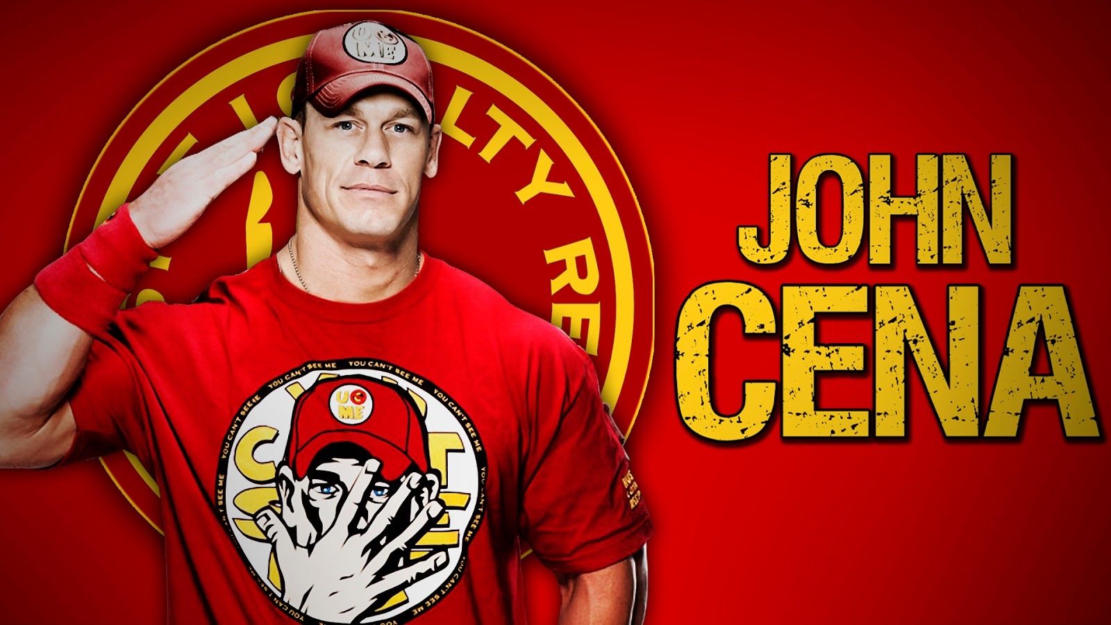 John Cena Wrestler 1920x1080 HD Wallpaper