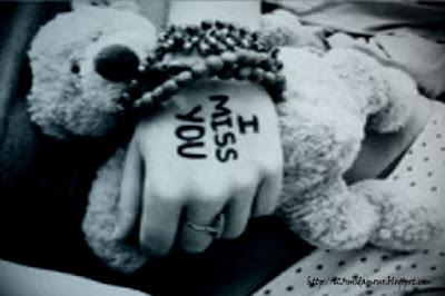 Texte d'amour tu me manque