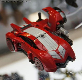 Sideswipe Generations Fall of Cybertron