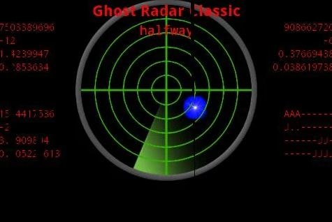 ghost radar classic best free android app to scare your friends people on halloween