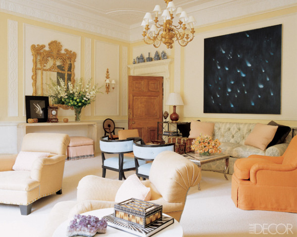 Jeffery mccullough 39 s under a southern influence great - Peach color for living room ...