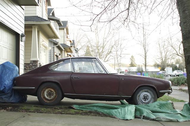 1964 Glas 1300 GT.