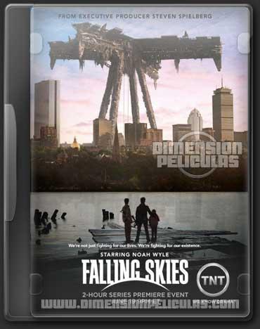 Falling Skies Temporada 1 (DVDRip Inglés SUbtitulado)
