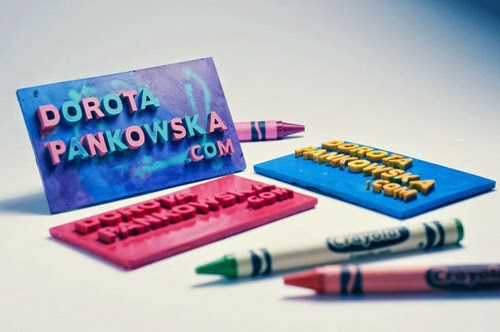 Business Cards From Crayon