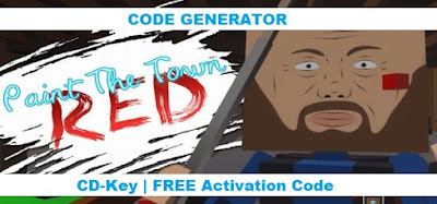 Paint the Town Red Cd Key Generator free Steam Code