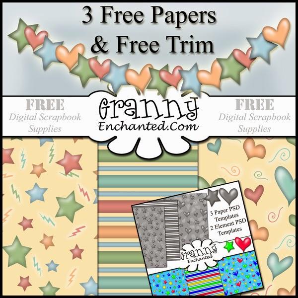 Free Digital Scrapbook 152_Free_Digital_Scr