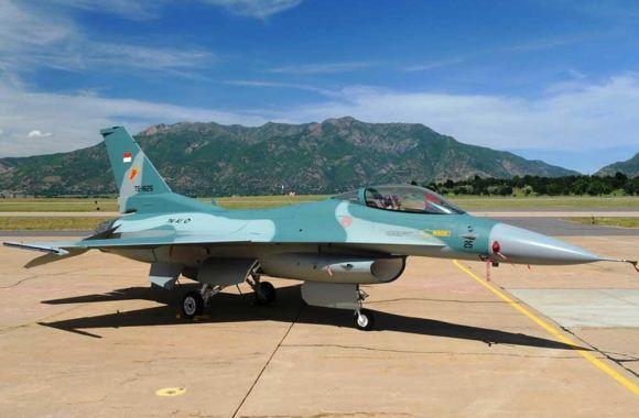 F-16 TNI AU di Hill AFB