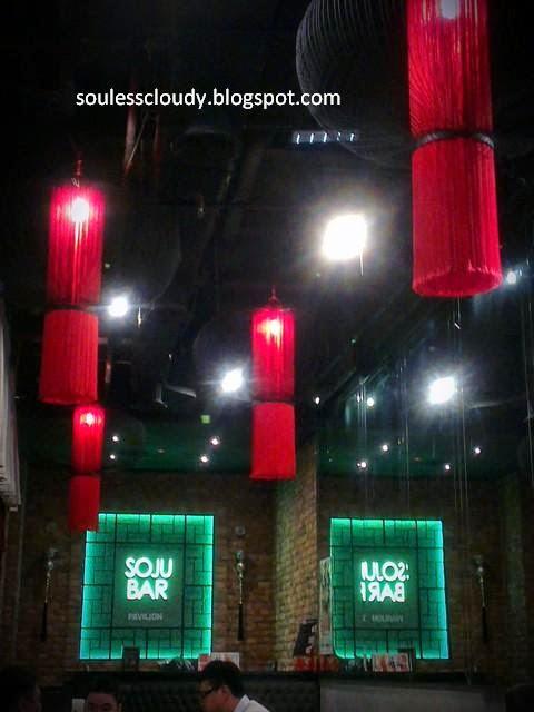 SOJU Bar Pavilion