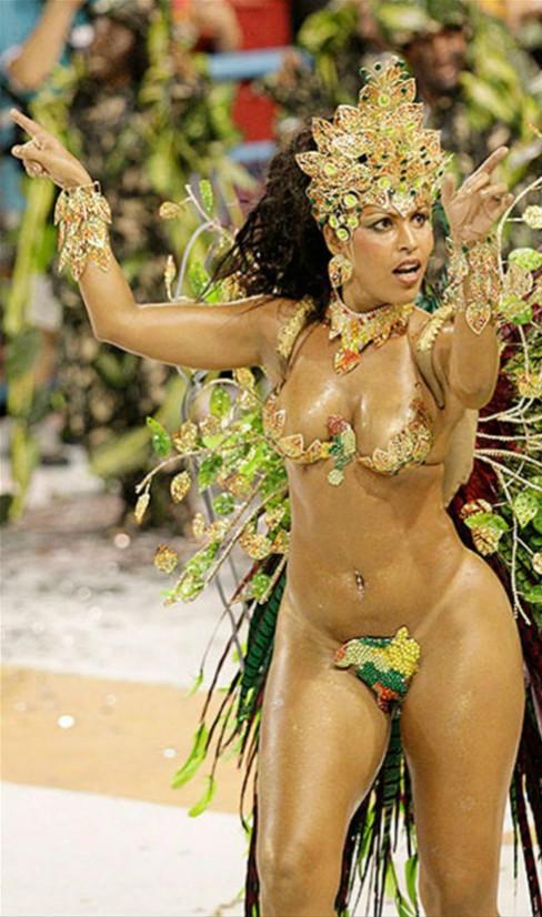 Rio Carnival Samba Festival