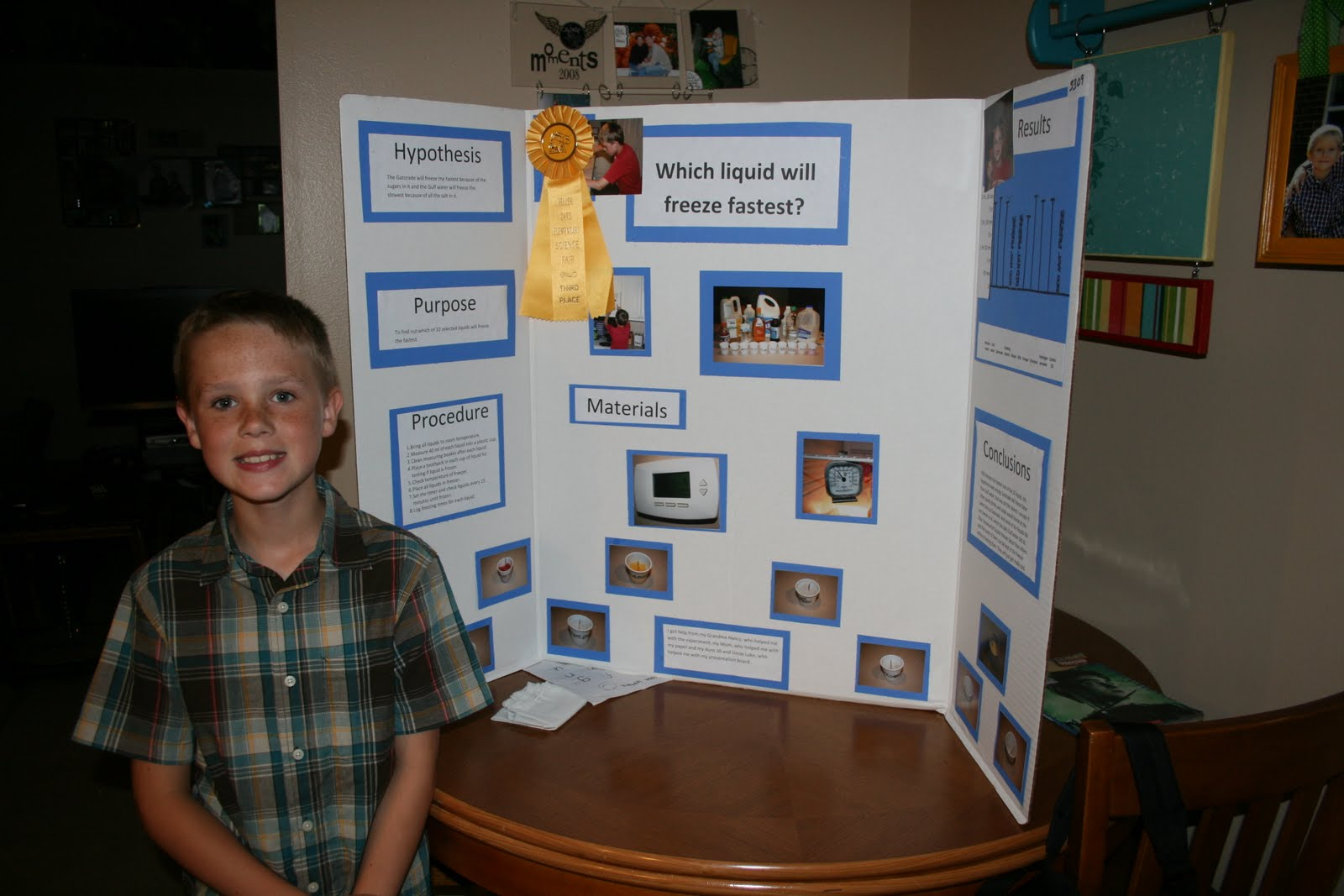 science projects for 4th grade