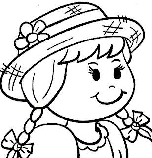 Desenhos de festa junina para pintar MundodasTribos - imagens para colorir quadrilha