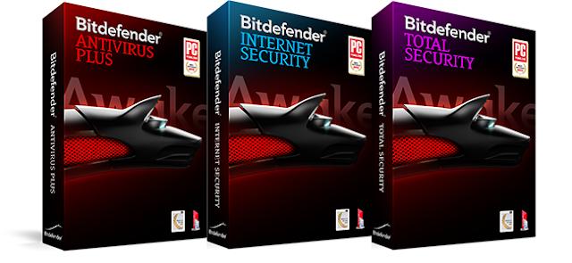 Get BitDefender Total Security 2019 Trial 90 Days Free Download