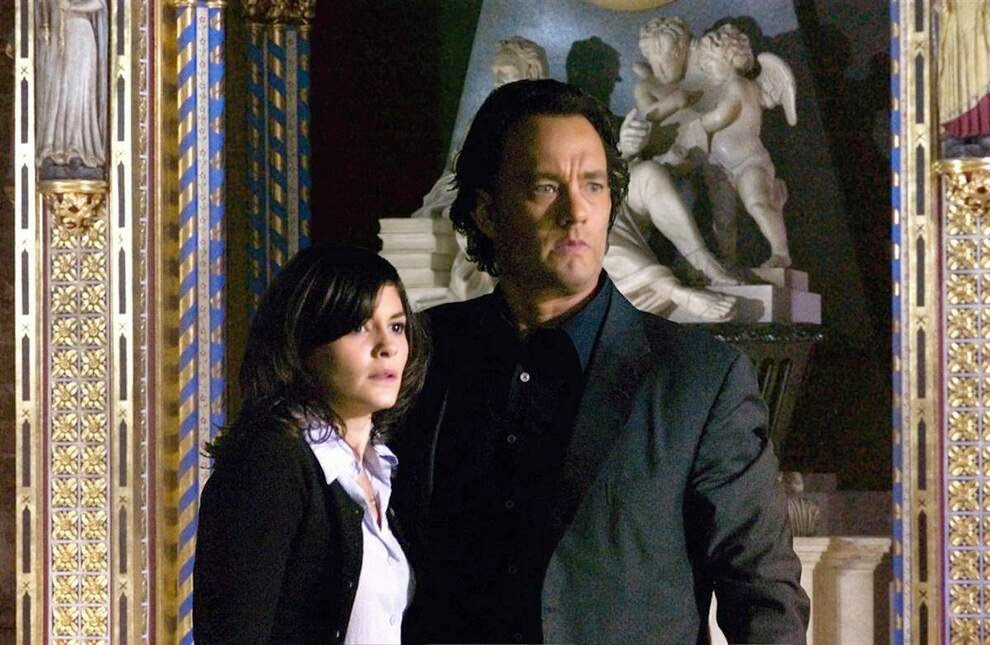 """Том Хэнкс снялся в фильме «Код Да Винчи», Tom Hanks starred in """"The Da Vinci Code"""""""