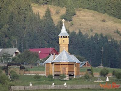 Biserica Lemn Platonesti